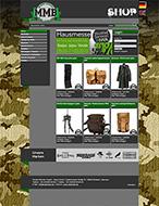Männlein GmbH, Bindlach / Webshop 2012
