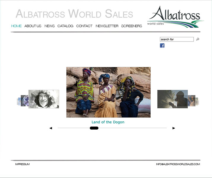 Albatross World Sales GmbH, Leipzig