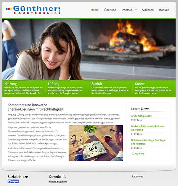 Günthner Haustechnik GmbH, Wirbenz