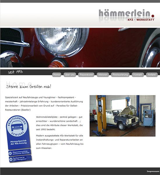KFZ-Werkstatt Hämmerlein, Stammbach