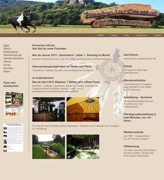 Rancho los Cavalos, Hummeltal