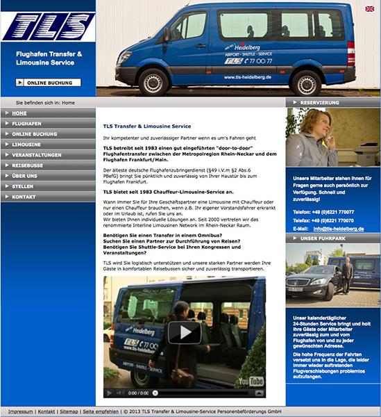 TLS Transfer & Limousine Service, Heidelberg